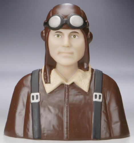 Great Planes Pilot 1/5 WW1 German Brown F-GPMQ9115